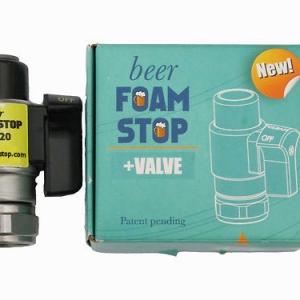 Beer Foam Stop